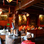 Cafe/Restaurant at the House of SHambhala