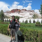 Outside Potala
